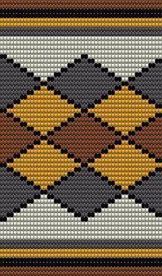 Ideas crochet bag tapestry design for 2019 Tapestry Crochet Patterns, Bead Loom Patterns, Cross Stitch Patterns, Knitting Patterns, Crochet Chart, Crochet Stitches, Plastic Canvas Stitches, Tapestry Bag, Tapestry Design