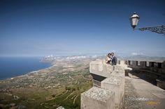 Erice_Trapani • Sicily Wedding • The Best Italy location • © www.ninolombardo.it