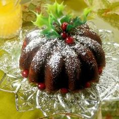 Steamed cranberry Christmas pudding recipe - All recipes UK Cranberry Pudding Recipe, Cranberry Recipes, Pudding Recipes, Holiday Recipes, Christmas Recipes, Christmas Ideas, Christmas Stuff, Holiday Foods, Sweet Like Candy