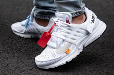 OFF-WHITE x Nike Air Presto White Releasing Later This Month