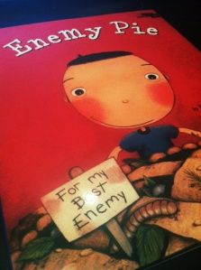 Tons of great ideas on building friendships and community in the classroom using the mentor text, Enemy Pie!