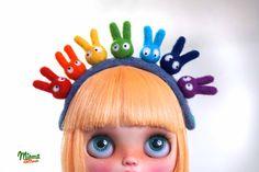 https://flic.kr/p/SnWVZL | rainbow headband