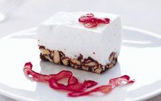 cheesecake with rhubarb (in Danish, sorry)