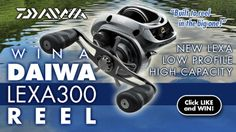 You should enter Win a Daiwa Lexa300 Reel!. There are great prizes and I think one of us could win!