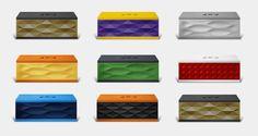 Jambox Announces Colorful Custom Combos | Brit + Co.