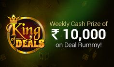Special rummy offers & promotions to help you win big. Cash Prize, Fun Games, Card Games, Neon Signs, King, Classic, Cool Games, Derby, Classic Books
