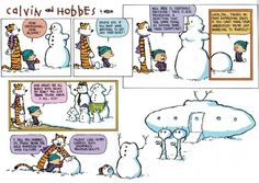I tell you Hobbes, it's tough being the sole guardian of high culture.