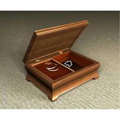 Heirloom Jewelry Box Downloadable Plan Pinteres