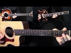 """how to play """"Wild Horses"""" on guitar by the Rolling Stones Part 1 - acoustic guitar lesson tutorial Guitar Solo, Music Guitar, Playing Guitar, Guitar Notes, Guitar Tabs, Guitar Lessons For Beginners, Music Lessons, Guitar Riffs, Acoustic Guitar Lessons"""