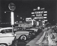 Fenway Park Motors, Boston.