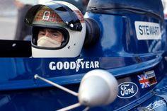 Stewart-Brazil-73: Na única vez em que correu em Interlagos, Jackie Stewart nada pôde fazer para deter a Lotus de Fittipaldi