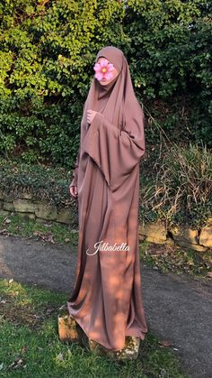 "Mein neuer Jilbab ""Assiyah"" von ""Khaleej Boutique"" 