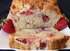 3 cups all purpose flour 1 tsp baking soda 1 tsp salt 3 tsp cinnamon 2 cups sugar 15 oz (about 2 cups) unsweetened strawberries mashed (You can use thawed frozen strawberries) 4 eggs well beaten 1¼ cup  Zoye Low Saturated Fat Premium Vegetable Oil Premium Vegetable Oil 1¼ cup chopped walnuts or pecans 1. Preheat oven to 350° F.  2. Grease and flour