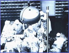 On Dec. 23, 1954, doctors in Boston gave a kidney to a seriously ill, 23-year-old man in the first successful long-term transplant of a human organ.