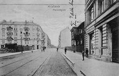 Christiania Kristiania Thereses gate brukt 1913 Utg Küenholdt