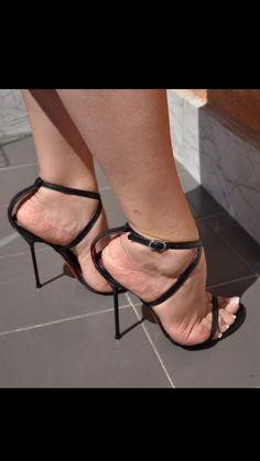 Sexy Legs And Heels, Hot High Heels, Womens High Heels, Strappy Sandals Heels, Stiletto Heels, Stuart Weitzman, Brian Atwood Shoes, Pantyhose Heels, Gorgeous Feet