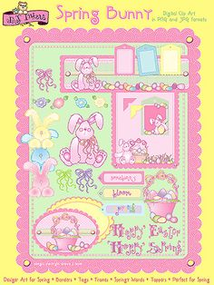 Download DJ's 'Spring Bunny' today... before 30% savings hops away! Sale ends April 1, 2015.