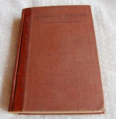 ANTIQUE BOOK -COMMERCIAL GEOGRAPHY -GANNETT GARRISON-HOUSTON -1905- AMER BOOK CO