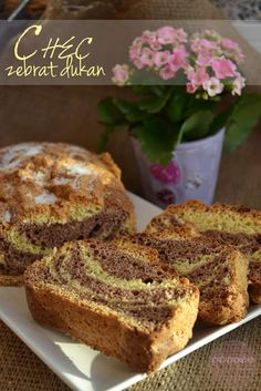 Dukan Diet, I Foods, Banana Bread, Recipies, Food And Drink, Health Fitness, Desserts, Pie, Recipes