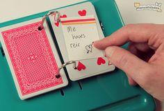 Un libro de motivos para San Valentín