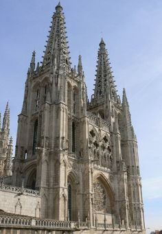 Burgos Cathedral (13-15c.), Spain