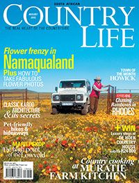 Country Life magazine August 2013 issue