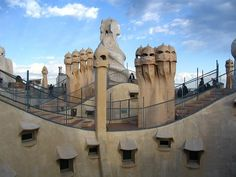 Barcelona #gaudi..blessed to have been able to see this
