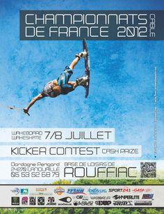 Championnats de France 2012 - Rouffiac