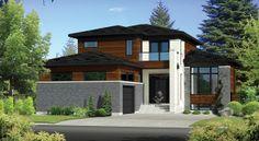 1000 id es sur ext rieurs de maisons de brique sur pinterest ext rieurs de - Revetement exterieur maison moderne ...