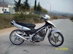 Suzuki fx 125!