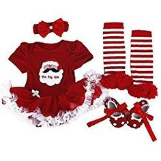 23c8259f43bd 56 Best Baby s First Christmas Outfits images