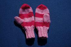 Ravelry: Basic Cuff-Up Mittens pattern by Patti Pierce Stone