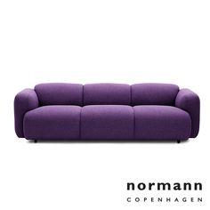 Normann Copenhagen Swell Modern Sofa, Normann Copenhagen Swell    AllModernOutlet.com #sofa