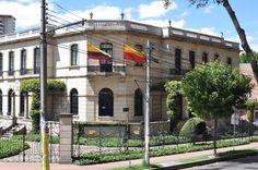 Una Antología de Aventuras: Quinta Camacho: una Bogotá muy europea