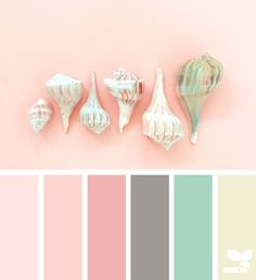{ color collect } image via: @craftplanter