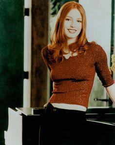 Redhead in sopranos episode think