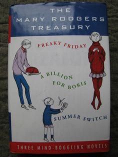 The Mary Rodgers Treasury A Billion for Boris Summer Switch Book Freaky Friday
