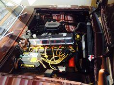 Com um visual personalizado e sob medida, Opala Coupe 6CC esbanja esportividade nas Rodas SS aro 15 e pneus Cooper Cobra.