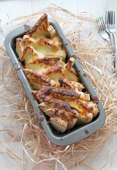 Receta 51: Pan de molde con queso rallado » 1080 Fotos de cocina