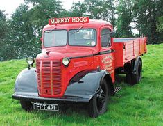 AUSTIN K4 Custom Truck Beds, Custom Trucks, Bedford Truck, Austin Cars, Old Wagons, Truck Art, Old Tractors, Classic Motors, Vintage Trucks