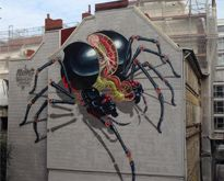 Feast for the Eyes: 40 Visually Stimulating Street Artworks