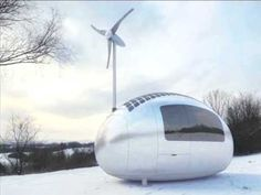 World's first off-grid Ecocapsule home to hit the market this year, shipping in 2016 | Minds
