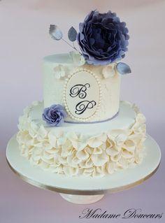 Wedding Cake - Cake by Madame Douceurs