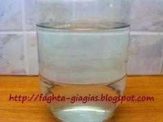 Τα φαγητά της γιαγιάς - Λικέρ καρύδα (ινδοκάρυδο) Shot Glass, Food And Drink, Sweets, Drinks, Tableware, Blog, Coffee, Beverages, Dinnerware