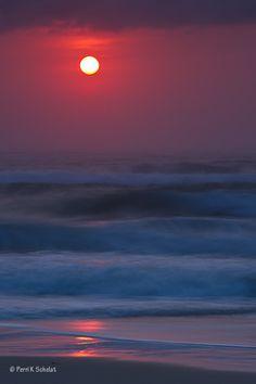 Sunrise over the Cape Cape Hatteras National Seashore, North Carolina