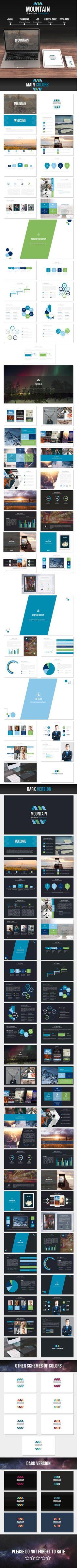 Mountain (PowerPoint Templates)