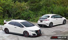 前後代本田魂的驕傲 《Honda Civic Type R》FN2 & FK2世代參上| 國王車訊 KingAutos