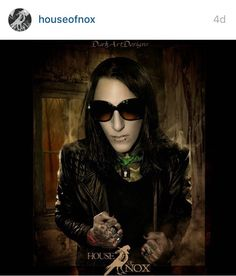 House of Nox Chris Motionless