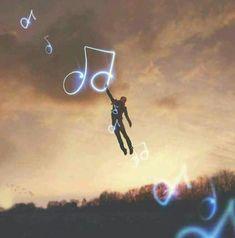 A música pode nos levar as alturas ❣️