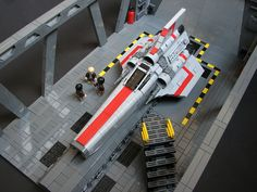 Viper #LEGO #space #SciFi #MOC #BSG